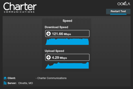 How To Run Charter Speed Test Without Flash And Free Tech Guide And Reviews